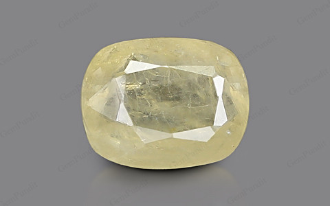 Yellow Sapphire - 4.01 carats