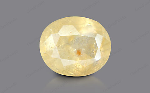 Yellow Sapphire - 3.07 carats