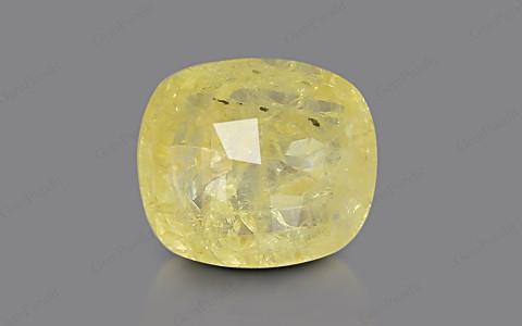 Yellow Sapphire - 3.84 carats