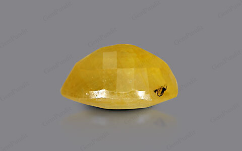 Yellow Sapphire - 3.31 carats