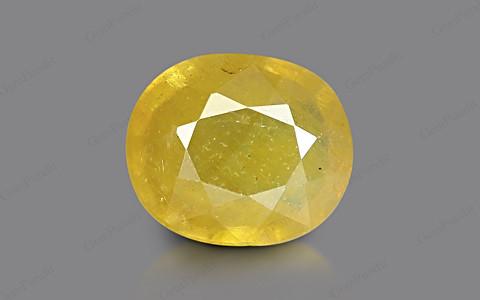 Yellow Sapphire - 5.46 carats