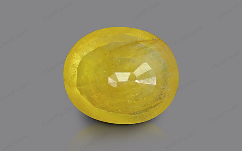 Yellow Sapphire - 7.56 carats
