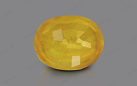Yellow Sapphire - 7.44 carats