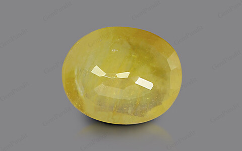 Yellow Sapphire - 6.24 carats