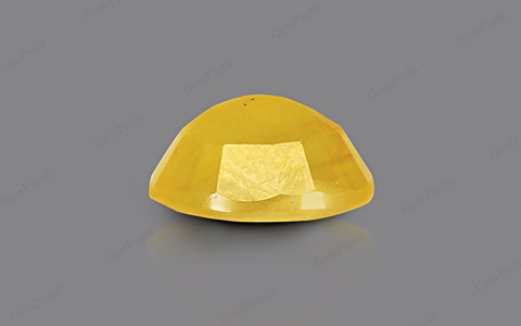 Yellow Sapphire - 5.34 carats