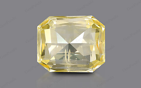 Yellow Sapphire - 6.77 carats