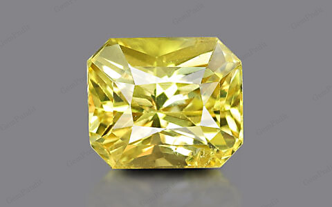Yellow Sapphire - 3.02 carats