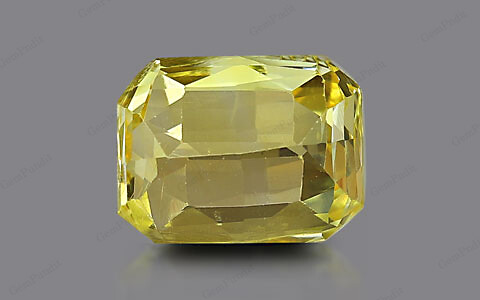 Yellow Sapphire - 3.47 carats