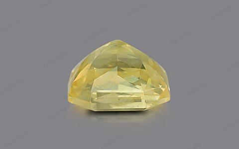 Yellow Sapphire - 13.02 carats