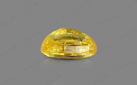 Yellow Sapphire - 5.03 carats