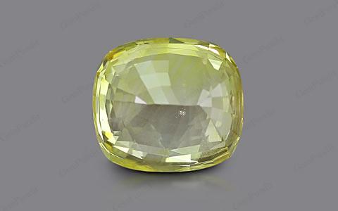 Yellow Sapphire - 8.48 carats
