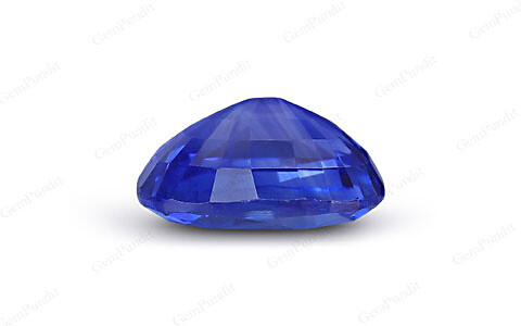 Blue Sapphire - 5.07 carats