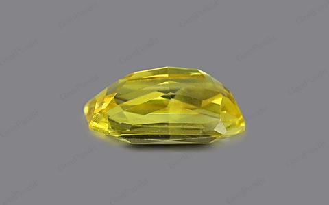 Yellow Sapphire - 5 carats