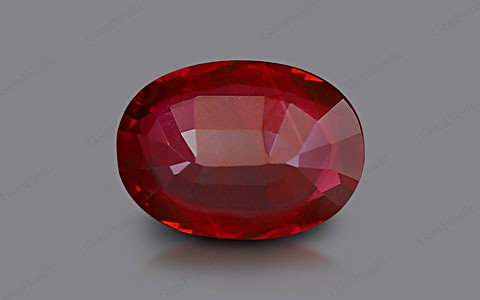 Pigeon Blood Ruby - 1.24 carats