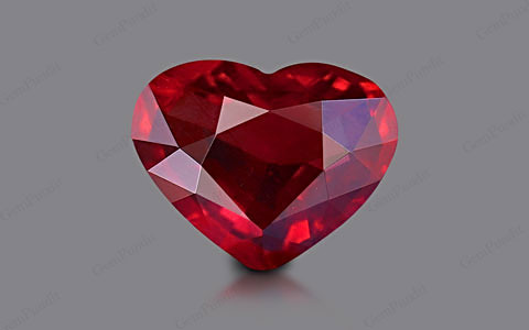 Pigeon Blood Ruby - 1.41 carats