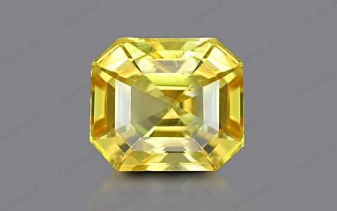 Yellow Sapphire - 4.01 carats