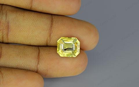 Yellow Sapphire - 5.99 carats