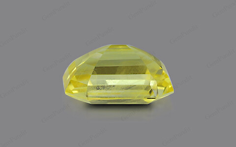Yellow Sapphire - 8.30 carats
