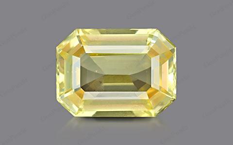 Yellow Sapphire - 6.10 carats