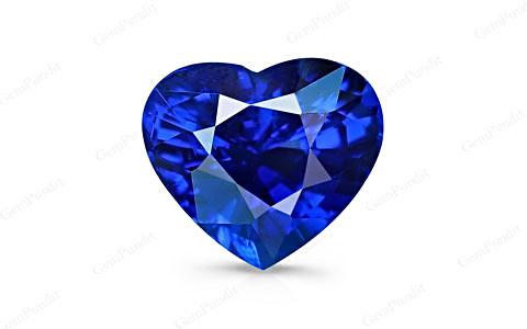 Royal Blue Sapphire - 5.58 carats