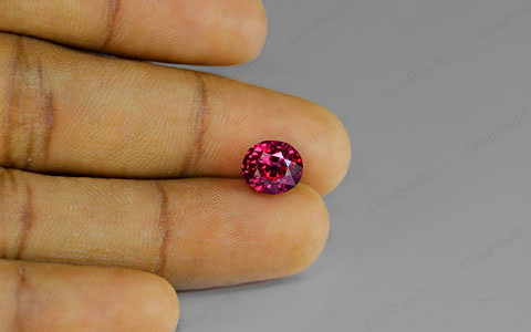Ruby - 4.12 carats