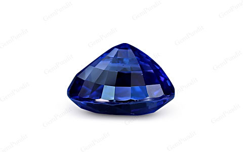 Royal Blue Sapphire - 5.50 carats