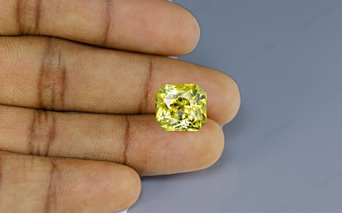 Yellow Sapphire - 8.50 carats
