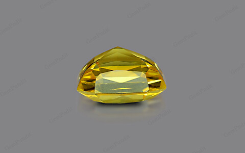 Yellow Sapphire - 8.78 carats