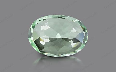 Green Amethyst (Prasiolite) - 5.34 carats