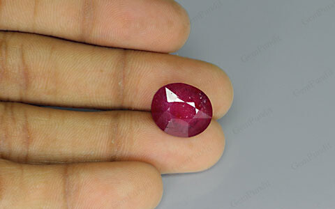 Ruby - 13.53 carats