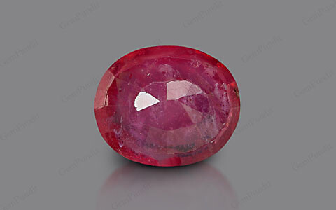 Ruby - 10.82 carats