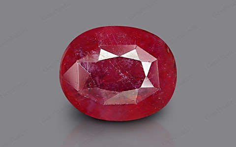 Ruby - 7.01 carats