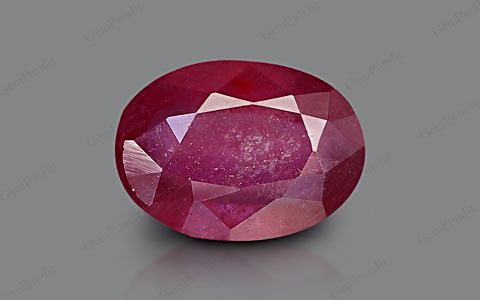 Ruby - 5.74 carats