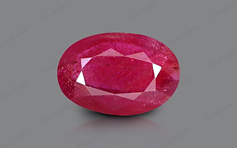 Ruby - 6.77 carats
