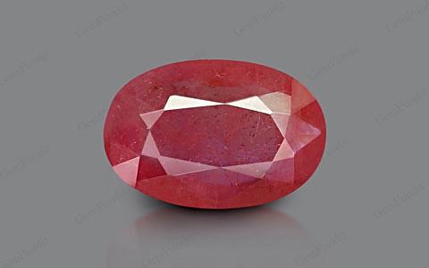Ruby - 6.91 carats