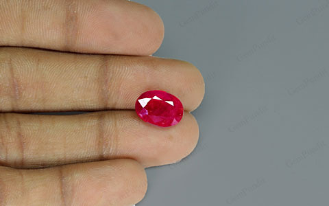 Ruby - 6.84 carats