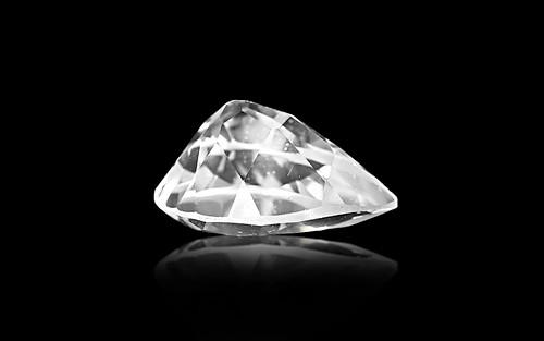 White Topaz - 3.80 carats