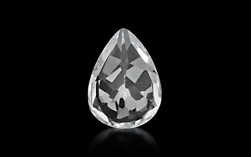 White Topaz - 3.15 carats