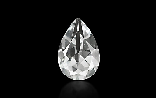 White Topaz - 3.35 carats