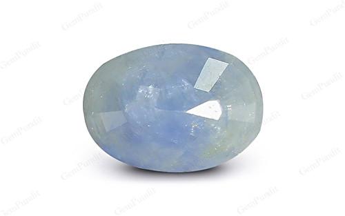 Blue Sapphire - 6.77 carats