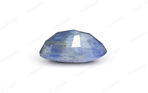 Blue Sapphire - 6.08 carats