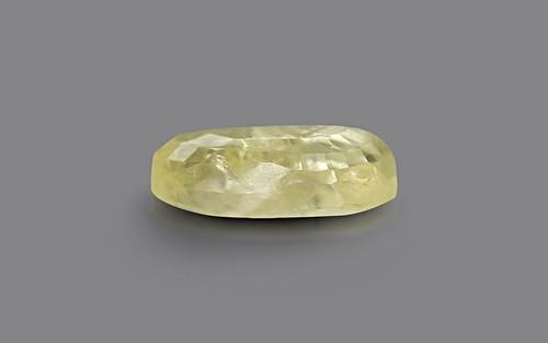 Yellow Sapphire - 4.26 carats