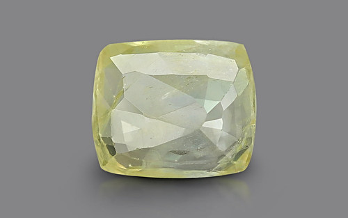 Yellow Sapphire - 4.22 carats