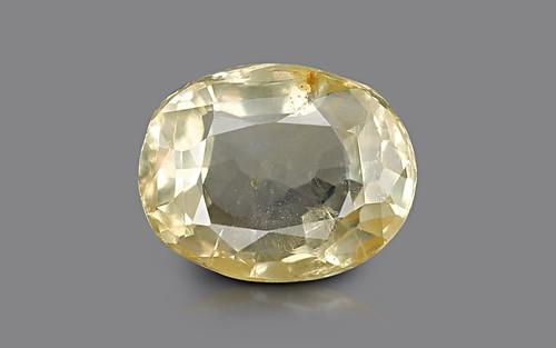 Yellow Sapphire - 4.02 carats