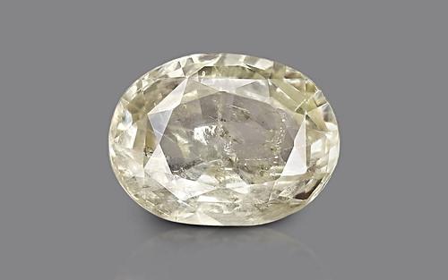 Yellow Sapphire - 7.57 carats