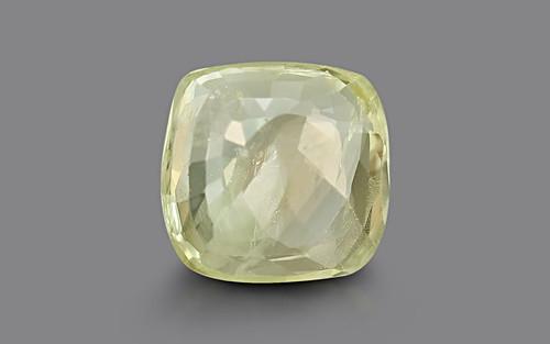 Yellow Sapphire - 5.95 carats