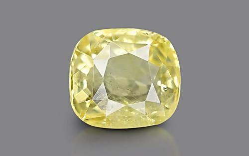 Yellow Sapphire - 3.55 carats