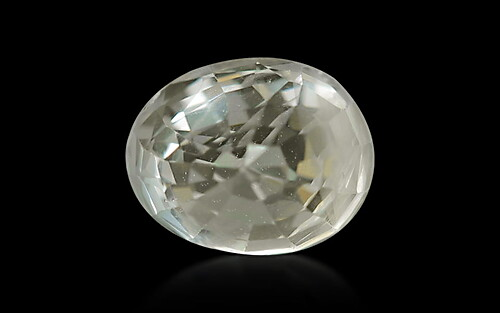 White Sapphire - 3.53 carats