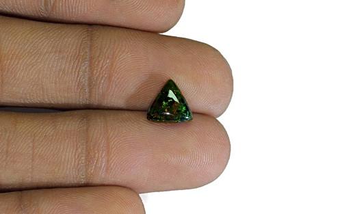 Black Opal - 0.96 carats