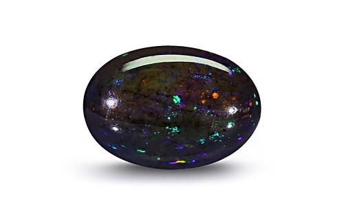 Black Opal - 5.62 carats
